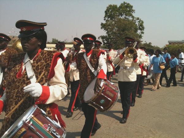 Zambia's new eye hospital a celebration of partnership