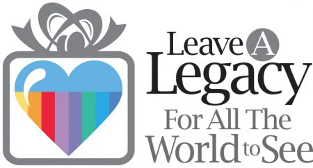 Leave a Legacy Graphic