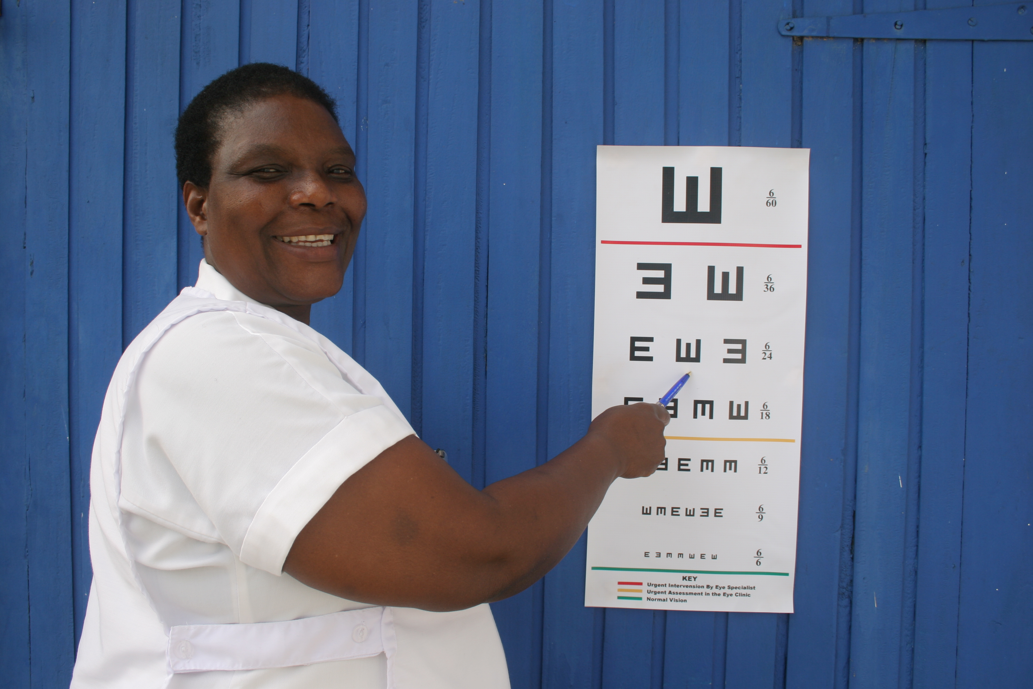 Ophthalmic Nursing School Project in Ghana will strengthen ophthalmic nursing in Ghana.